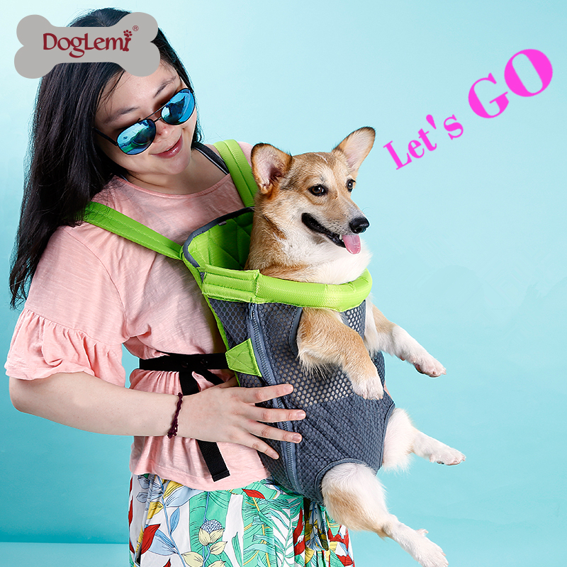 Pet dog carrying backpack travel Shoulder large Bags carrier Front Chest Holder for puppy Chihuahua Pet Dogs Cat accessories #FS 3