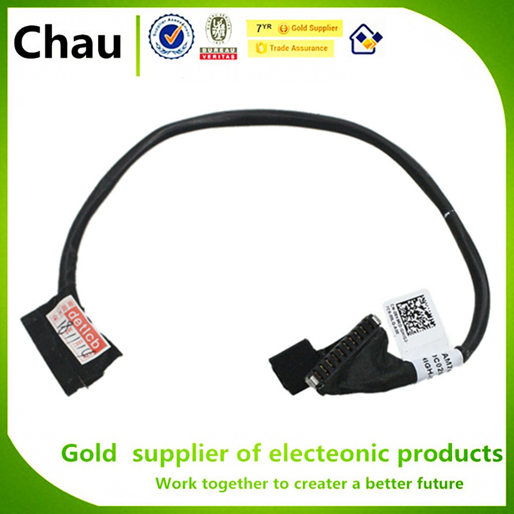 Chau Brand Laptop New Battery Cable For Dell Latitude 5450 E5450 ZAM70 Battery Wire 8X9RD 08X9RD DC02001YJ00