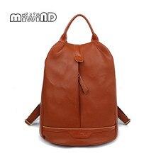 Miwind модные женские туфли рюкзак Hotsale рюкзак женщин кожа рюкзак бесплатная доставка женская сумка Mochila Feminina Back Pack