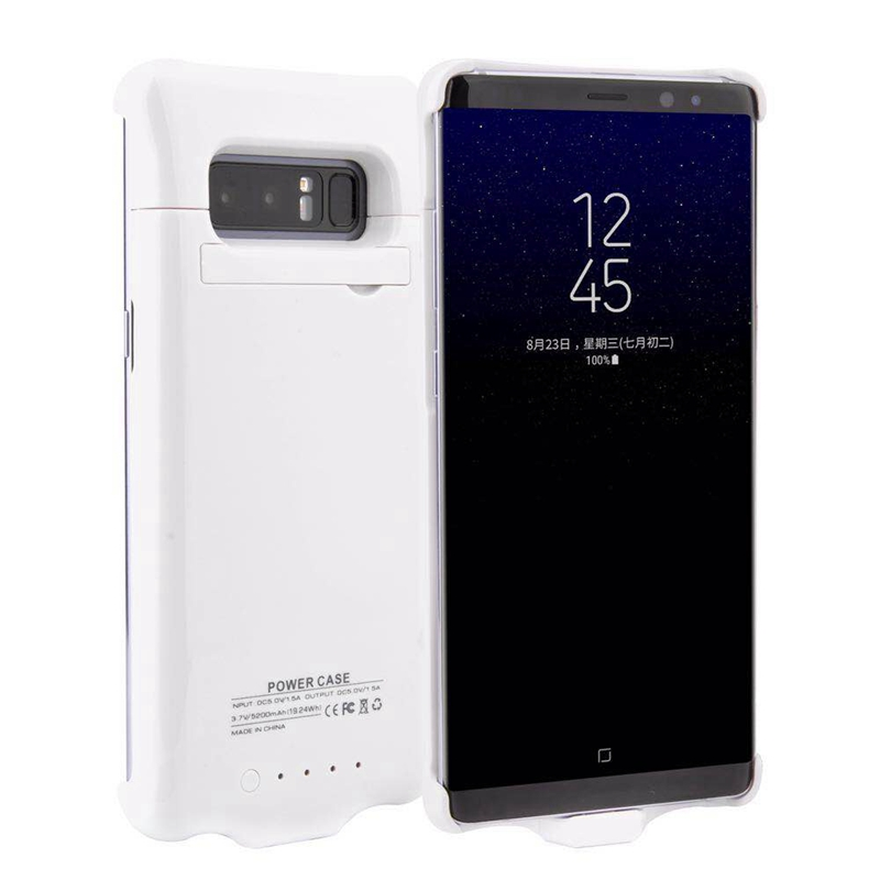 a194f9d34 Battery Case for samsung galaxy note 8 5200mAh Charger Case for samsung  galaxy note 8 N9500