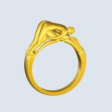 Atlantic для восстановления древних способов Ювелирное кольцо трехмерное эротическое мужское и женское сексуальное кольцо пары свадебный подарок