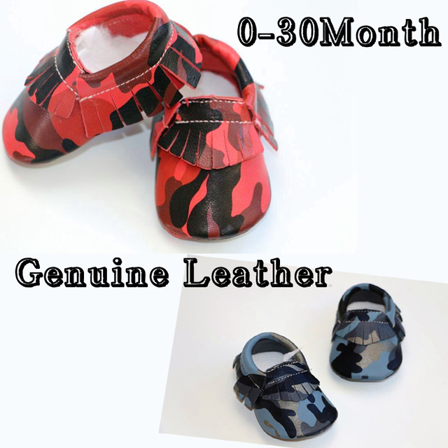 brand Free Shipping fringe Genuine Leather Baby Shoes Moccasin Newborn Shoes Soft Infants Crib Shoes Sneakers First Walker