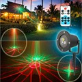FREE DHL 4 sets/lot,SUNY 20 Patterns Laser Light Christmas lawn Lamp Light projector for Garden Decoration,5 years warranty