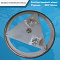 Friction handrail wheel 690*30mm with iron plate sheet iron For ThyssenKrupp Escalator Spare Part