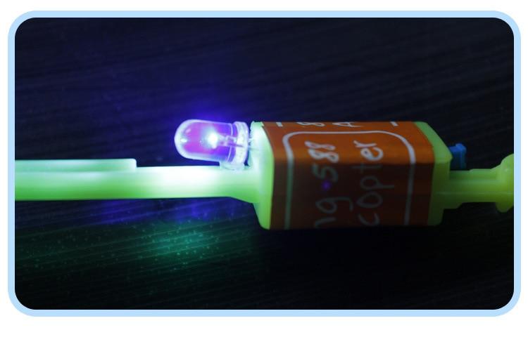 LED отражатель; LED отражатель; рыбы летают;