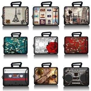 Чехол для планшета 9,7, 12, 13, 14, 15, 17, мини-сумка для ПК, ноутбука 10,1, 11,6, 13,3, 15,4, 15,6, 17,3, защитная сумка для компьютера, чехол SBP-3104