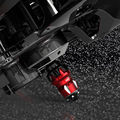 Caindo protetores da motocicleta universal cnc da liga de alumínio quadro deslizante acidente anti tampas de proteção do motor moto crash pad proteger