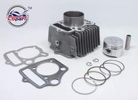 52.4mm 13mm 110 110CC Cylinder Piston Ring Gasket Kit Dirt Bike Pit Bike ATV Quad