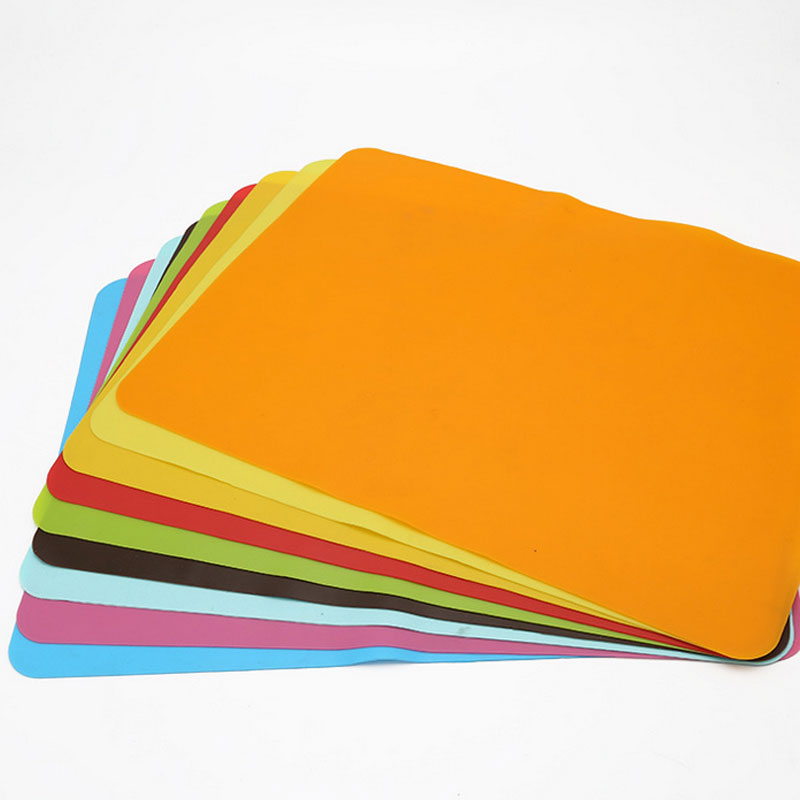 1pc 40x30cm Silicone Mats Baking Liner Oven Mat Heat