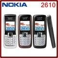 2610 Быстрый Разблокирована Nokia 2610 самый Дешевый Оригинальный Мобильный Телефон Бесплатная Доставка