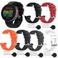 Pour Polar Vantage V Silicone montre intelligente Bracelet Bracelet bande de remplacement pièces de rechange accessoires montre-Bracelet nouveau