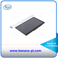 New 100% original high quality 7 inch LCD Display Touch Screen for Banana Pi M1/M2 Board