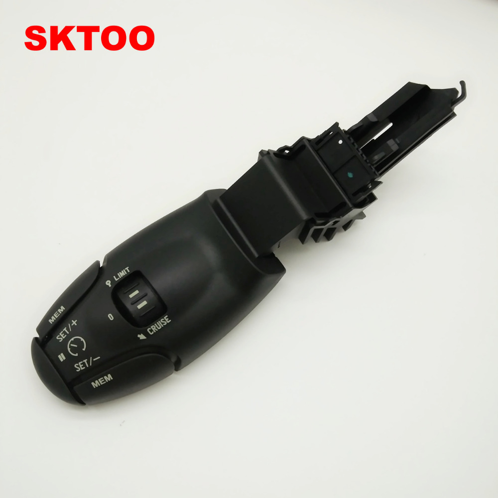 OEM 6242Z9 Top Quality Cruise Switch for Peugeot 307 308 408 206 207 301 3008 for Citroen C2 for Peugeot Cruise control handle