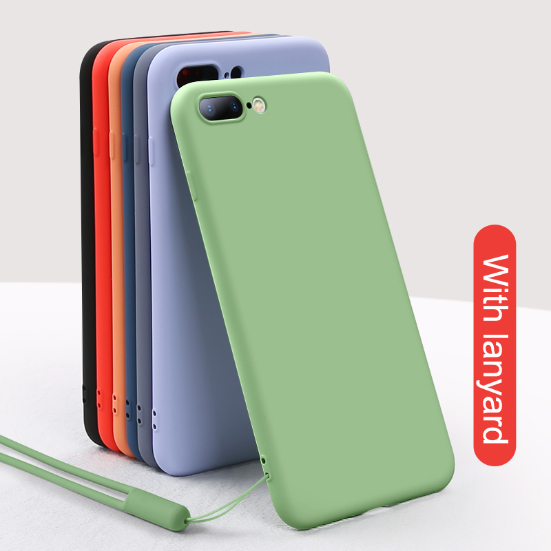 Custodia Iphone Xs Silicone Verde Sottile Cover Iphone Xs