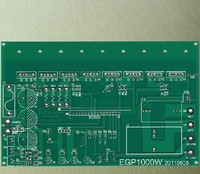 EGP1000W Pure Sine Wave Inverter Power Board Based EG8010 Chip Driver Board