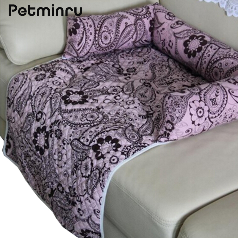 Petminru Multifunctional Large Dog Sofa Bed Cat Kennels Washable Nest Dog  House Pet Mat Supplies S M L XL-in Houses, Kennels & Pens From Home &  Garden On