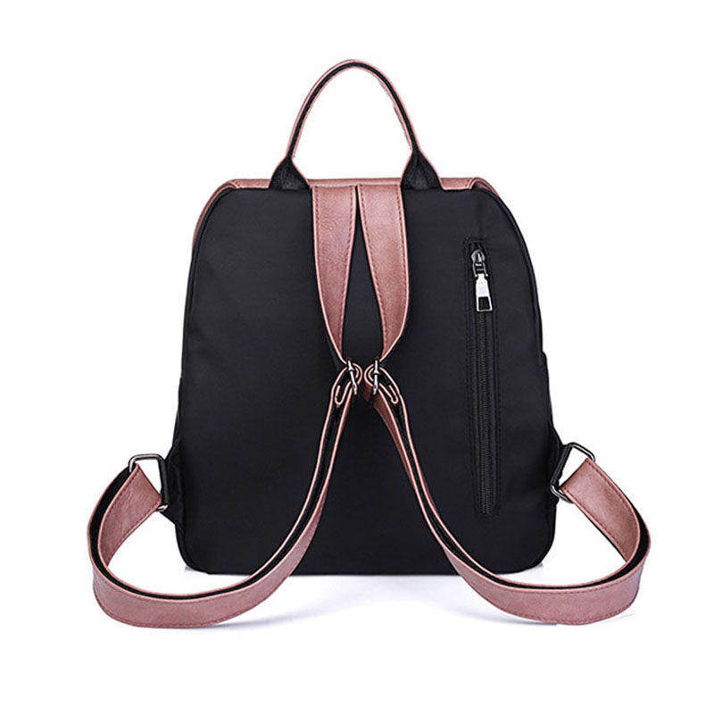 747c7556ea CASMOR Women Fashion Backpack PU Leather Casual Girls Small High Quality  Pretty School Bag For Teenage College Style Backpacks-in Backpacks from  Luggage ...