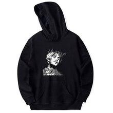 Lil Peep Hoodies Love Men Hoodie Sweatshirts Hooded Pullover Casual Male Women Hip Hop Tops Outwear Long Sleeve Cry Baby