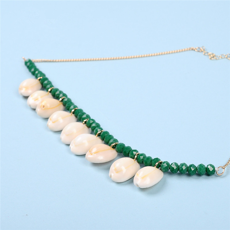 sea shell necklace (1)