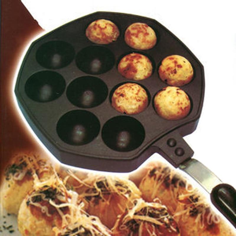 Cookie Cake Mold/Octopus Ball BBQ Stove Bakeware/Baking Pans/Waffle Iron Cast/Kitchen Baking Dishs/Takoyaki Board/Pastry Tools
