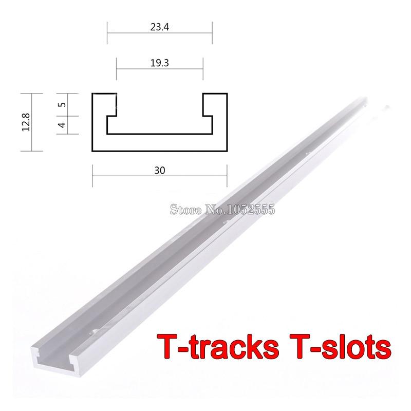 DHL حمل و نقل رایگان 50PCS / LOT T-track T-slot - مجموعه ابزار