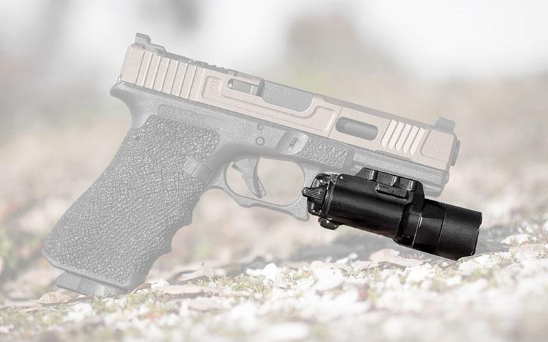X300 tático ultra led arma luz branca