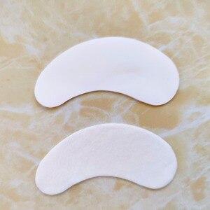 Image 4 - 20 Cặp/lô Loại Mới Chất Lượng Tốt Nhất Cây Nối Mi Lót Giá Rẻ Mắt Miếng Lót Từ Nam Hàn Quốc Mắt Collagen Miếng Dán mắt Băng