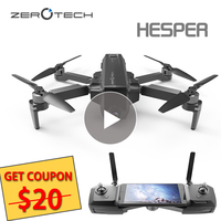 ZEROTECH High Great HESPER Selfie 4K GPS Camera Drone FPV 1080P HD Camera Drones Quadcopter RC & APP Control Helicopter