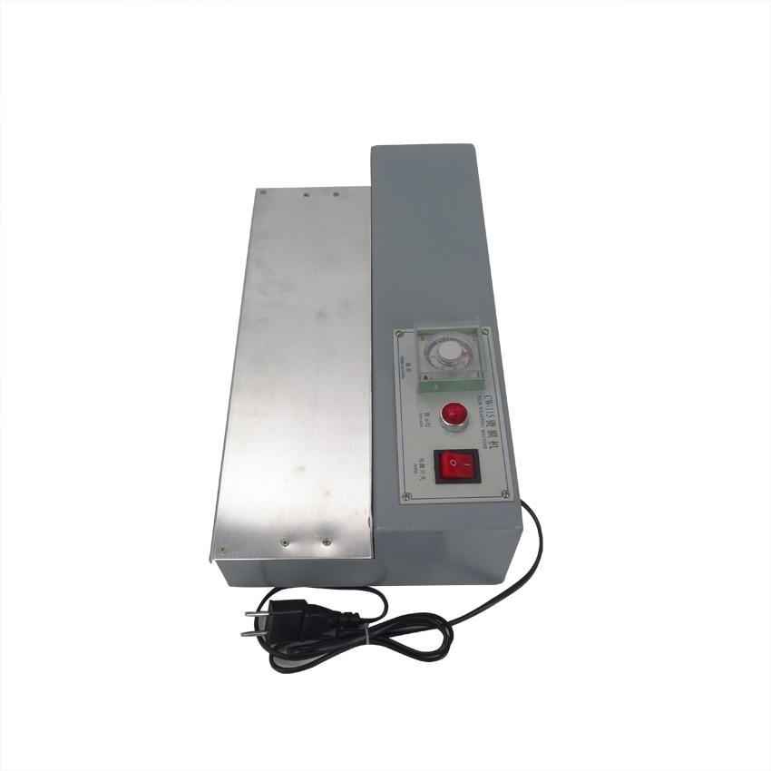 Máquina de embalaje de caja de perfume eficiente CW 115, embalaje de pañuelos - 3