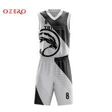 Горячий дизайн Китайская цифровая сублимационная печать Заказная баскетбольная тренировочная форма из джерси одежда