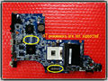 630985-001 for HP DV7-4000 NOTEBOOK DV7-4000 Laptop Motherboard 6370/512,tested 100% working