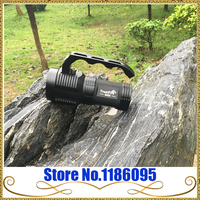 TrustFire S400 3000 Lumens 4 x CREE XM L L2 3Mode LED Flashlight warerproof Torch Light by 4 x18650 battery (without battery)