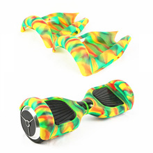 Anti-Scratch Silicone Case for 6.5inch Hoverboard Silicon Rubber Case Protector for 6.5″ Electric Self Balancing Scooter Cover