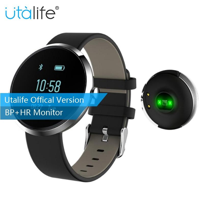Utalife Smart Bracelet UV06 Blood Pressure Watch Heart Rate Monitor Fitness Wristband