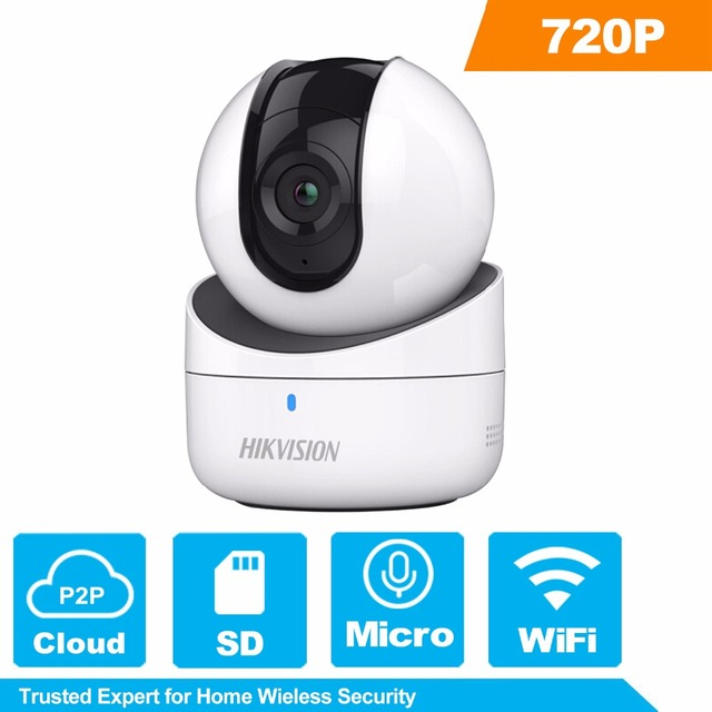 In stock hikvision mini wifi camera 720p cmos wireless ip camera in stock hikvision mini wifi camera 720p cmos wireless ip camera ds 2cv2q01fd iw sciox Image collections