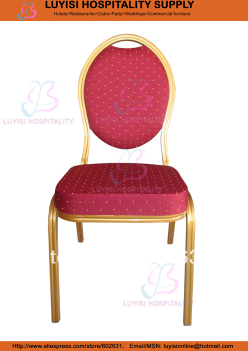 Rounded Back Classic Stacking Banquet Chair