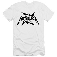 Metallica Hard Metal Rock Band Men S T Shirt T Shirt For Men 2016 New Short