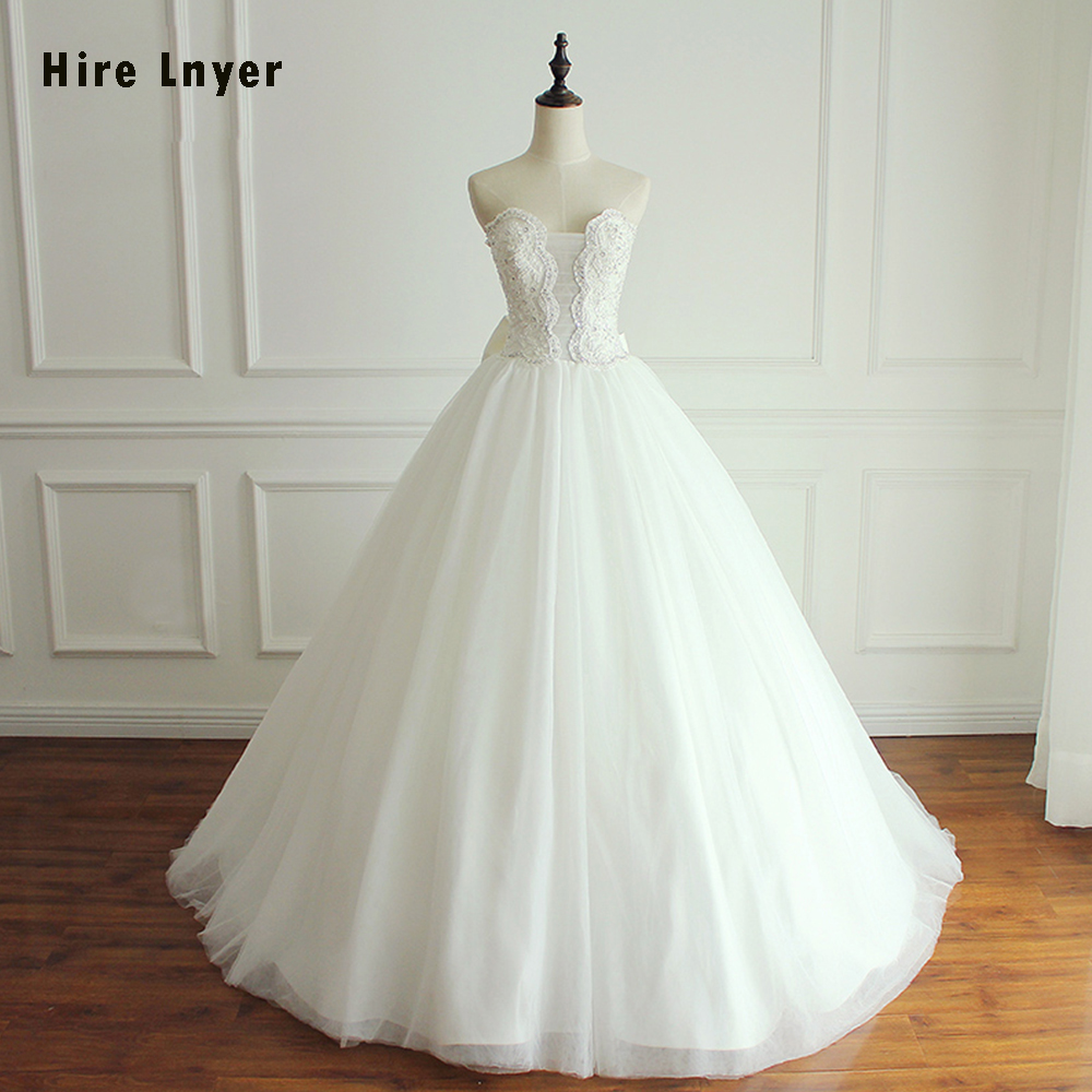 HIRE LNYER Custom Made Sweetheart Lace Up Appliques