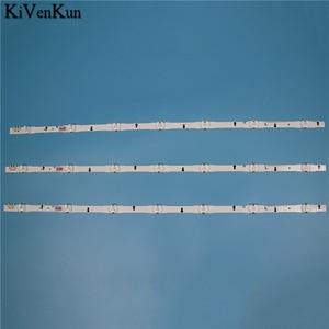 Image 3 - 7 lâmpadas led luz de fundo tira para samsung ue32h4000ak ue32h4100ak ue32h4510ak ue32h4500ak ue32j4000ak barras kit televisão led banda