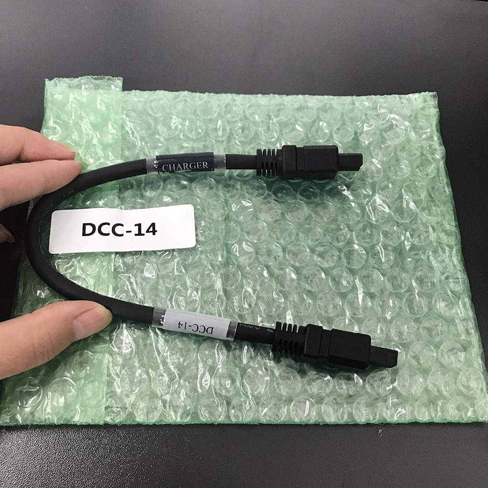 Fujikua Original DCC-14 Battery Charging Cable for FSM-18S Fusion Splicer FSM-60S 60R 18S 18R Power Cord CableFujikua Original DCC-14 Battery Charging Cable for FSM-18S Fusion Splicer FSM-60S 60R 18S 18R Power Cord Cable