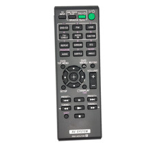 RM-ADU138 AV Receiver Remote Control For SONY DVD Home theater System DAV-TZ140 HBD-TZ140 SS-CT121 SS-WS121