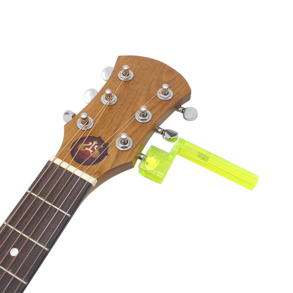 Hot 1PCS Plastic Grover Quick Speed Bridge Pin Remover Peg Puller Guitar String Winder Guitar Ukulele Accessories