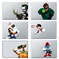 20 Моделей Личности: Частичное Этикета Винила Кожи Наклейка Для Ноутбука Маг Чужеродных Atom Обложка Для Apple Macbook Air Pro Сетчатки