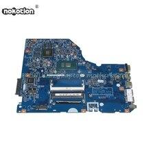 NBG2C11005 NB. G2C11.005 материнская плата для ноутбука для Acer asipre E5-772G 448.05804.001M SR2EY I5-6200U 940 м Графика Главный совет работает