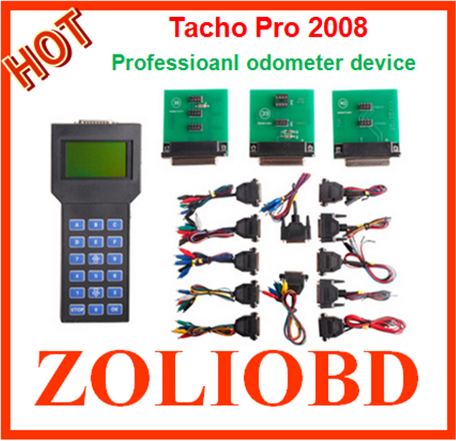 dhl free top rated tacho pro 2008 odometer correction. Black Bedroom Furniture Sets. Home Design Ideas