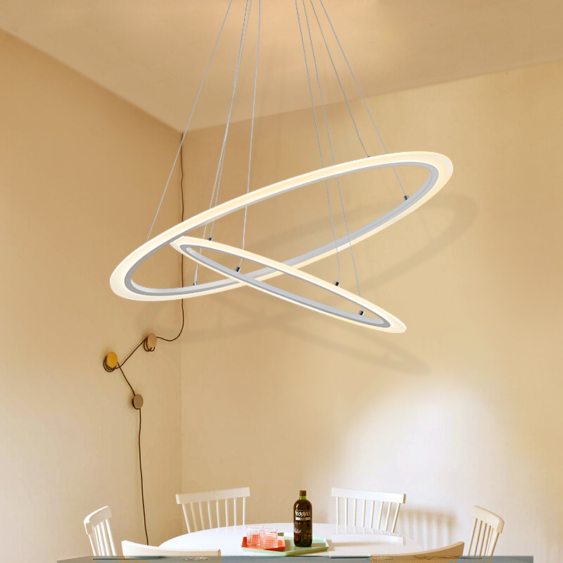 Hanging Light Round: Aliexpress.com : Buy Modern Dinning Room LED Round Pendant
