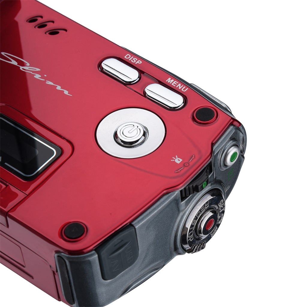 HD 720P 3.0 inch Video Camcorder Handheld Digital Camera 16X Digital Zoom DV Video Recorder Digital Camera Memory media SD/SDHC 3
