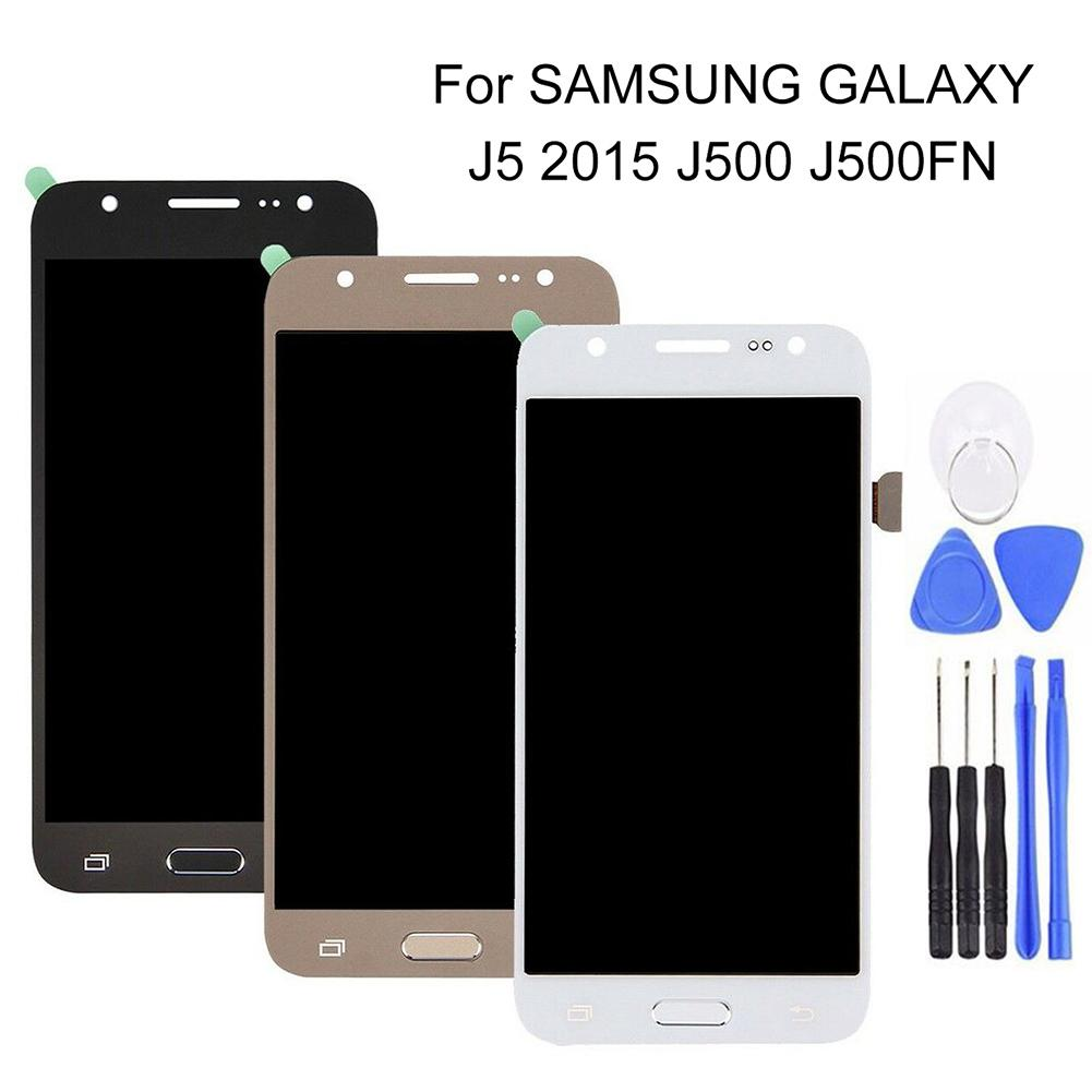 AAA Quality LCD Display Touch Screen Digitizer Parts for Samsung Galaxy J5 2015 J500 J500FN