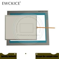 جديد 6AV6 545-0DA10-0AX0 MP370-12 6AV6545-0DA10-0AX0 hmi plc وحة اللمس لمس الشاشة و التسمية الأمامية و frontlabel