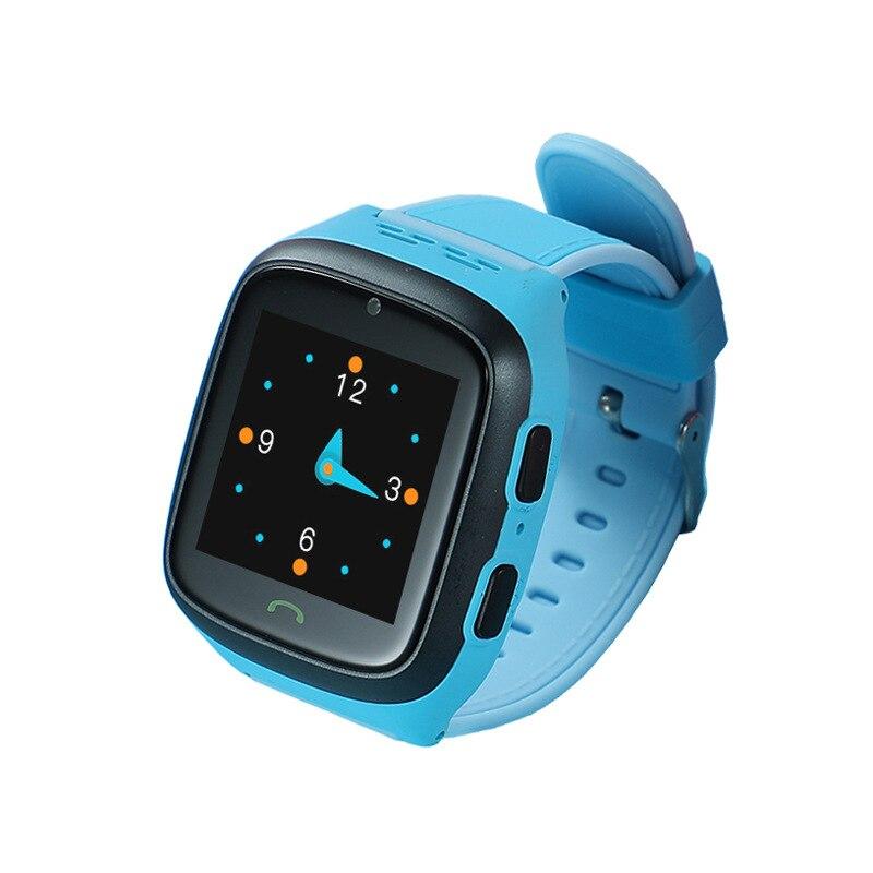 Più nuovo 4G Intelligente Della Vigilanza del Bambino Sicuro Monitor GPS Tracker Bambini Android IOS Impermeabile Del Bambino SOS Remote Monitor Della Fotocamera SIM orologio da polso